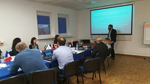 pierwsze spotkanie partnerskie nowego Projektu ERASMUS + Access IT